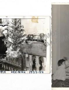 ΦΩΤΟΓΡΑΦΙΕΣ ΠΑΙΔΙΩΝ ΜΕ ΚΟΥΚΛΕΣ, 1953-1954