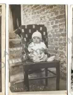 ΦΩΤΟΓΡΑΦΙΕΣ ΠΑΙΔΙΩΝ ΜΕ ΚΟΥΚΛΕΣ, 1927-1931